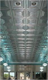 Chicago Metallic Metal Ceilings